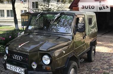 ЛуАЗ 969 Волынь 1997 в Львове