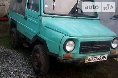 ЛуАЗ 969 Волинь 1986 в Жмеринці