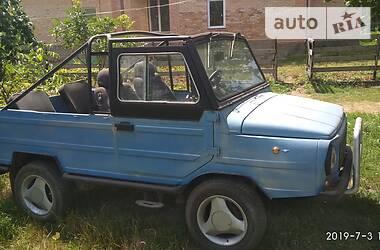 ЛуАЗ 969 Волынь 1991 в Володарке