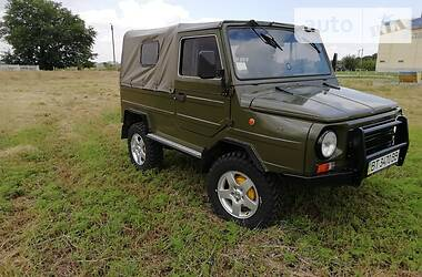 ЛуАЗ 969 Волынь 1983 в Каховке