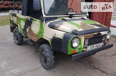 ЛуАЗ 969 Волынь 1992 в Врадиевке