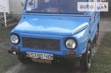 ЛуАЗ 969 Волынь 1987 в Хотине