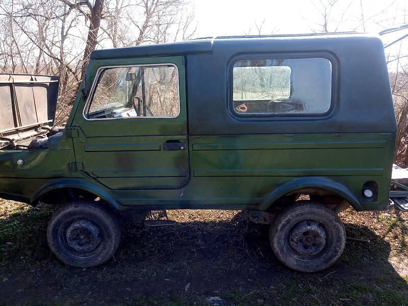 ЛуАЗ 969 Волынь 1989 в Ивано-Франковске