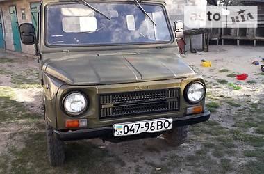 ЛуАЗ 969 Волынь 1991 в Маневичах