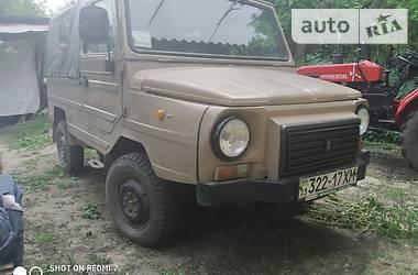 ЛуАЗ 969 Волынь 1992 в Могилев-Подольске