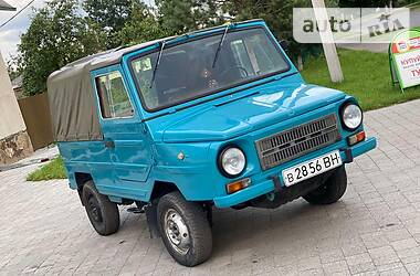 ЛуАЗ 969 Волынь 1986 в Луцке