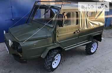 ЛуАЗ 969 Волынь 1986 в Чугуеве