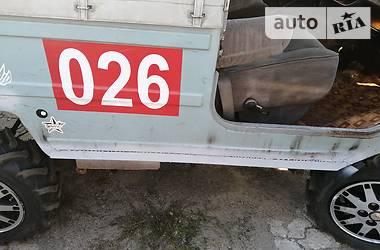 ЛуАЗ 969 Волынь 1992 в Маневичах