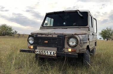 ЛуАЗ 969 Волынь 1989 в Славянске