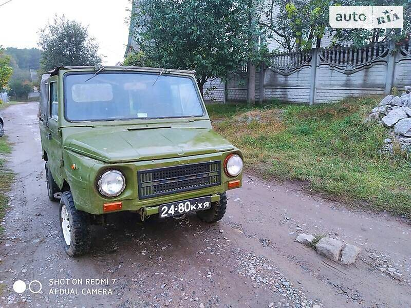 ЛуАЗ 969 Волынь 1980 в Черкассах