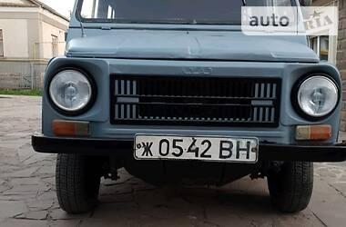 ЛуАЗ 969 Волынь 1991 в Теребовле