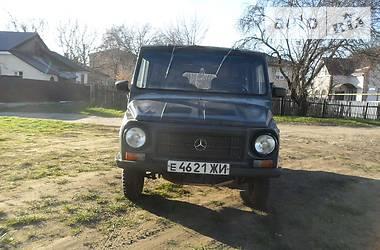 ЛуАЗ 969 Волынь 1989 в Новограде-Волынском