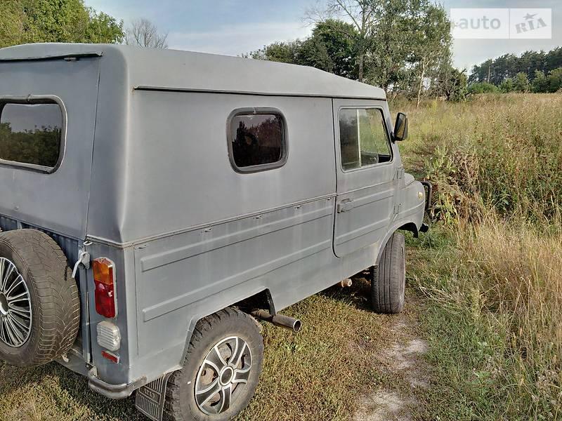 ЛуАЗ 969М 1994 в Ічні