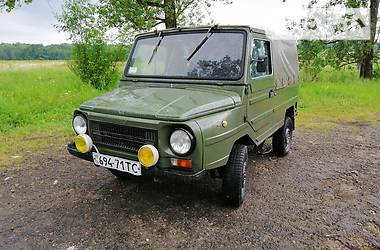 ЛуАЗ 969М 1989 в Рожнятове