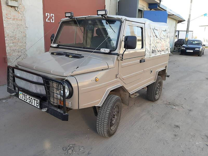 ЛуАЗ 969М 1993 в Рівному