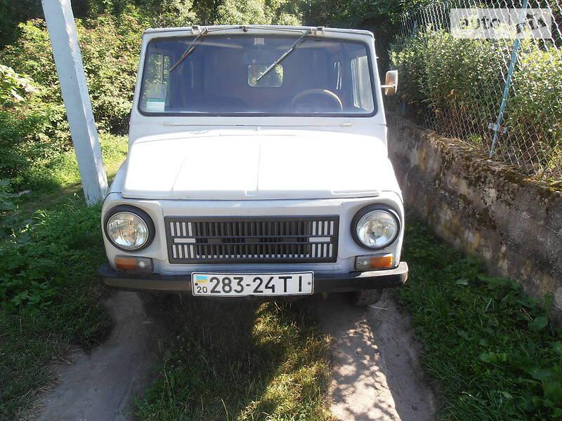 ЛуАЗ 969М 1981 в Тернополі
