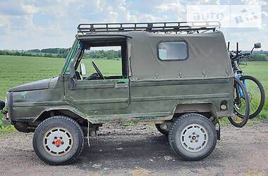 Внедорожник / Кроссовер ЛуАЗ 969М 1985 в Житомире