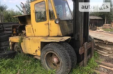 Львовский погрузчик 40814 2000 в Долині