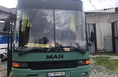 MAN 11.190 1996 в Ивано-Франковске