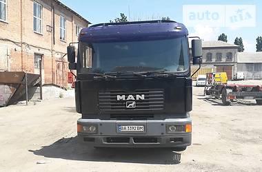 MAN 19.322 2001 в Кропивницькому