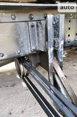 Машина  асенізатор (вакуумна) MAN 19.422 1997 в Ірпені