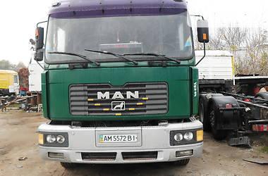 MAN 25.280 2001 в Житомире