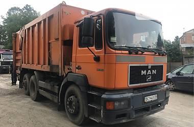 MAN 26.293 1999 в Львові