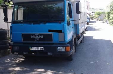 MAN 8.163 2000 в Ровно