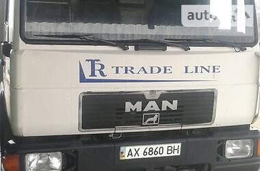 MAN 8.163 1999 в Геническе