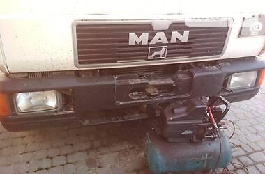 Фургон MAN 8.163 1995 в Кременце