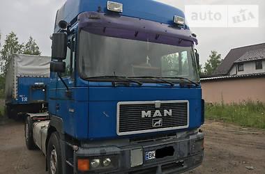 MAN F 2000 1998 в Рівному