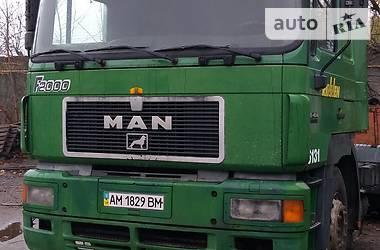 MAN F 2000 1998 в Житомире