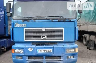 MAN F 2000 1998 в Кам'янець-Подільському