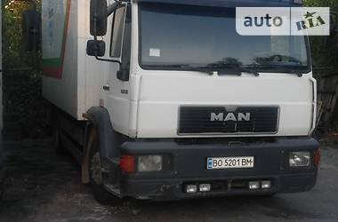 MAN L 2000 2000 в Тернополе