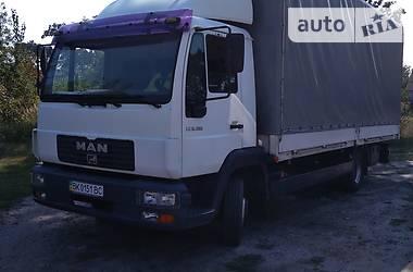 MAN L 2000 2004 в Ровно