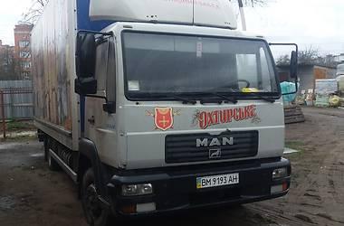 MAN L 2000 2002 в Сумах