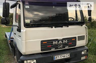 MAN L 2000 2003 в Ивано-Франковске
