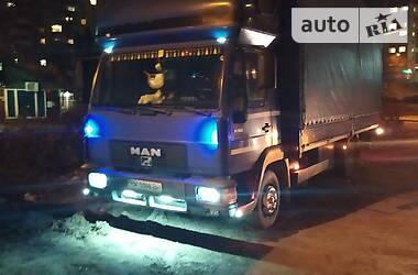 MAN L 2000 2000 в Ровно