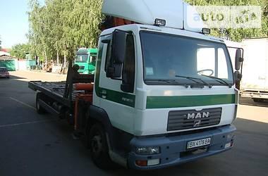 MAN LE 180 2005 в Хмельницком