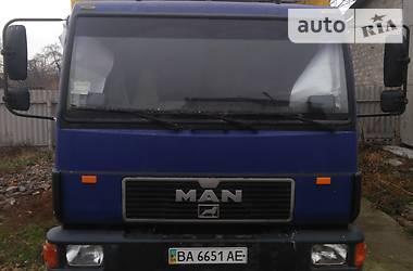 MAN Nutzfahrzeuge 7731 1997 в Александрие