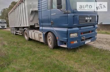 MAN TGA 2004 в Подволочиске