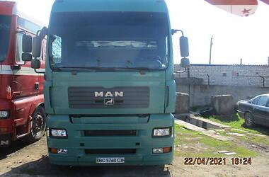 MAN TGA 2007 в Николаеве