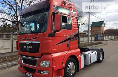 MAN TGX 440 XXL E 5 GERMANY 2010
