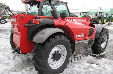 Manitou MLT 735-120 LSU  2011