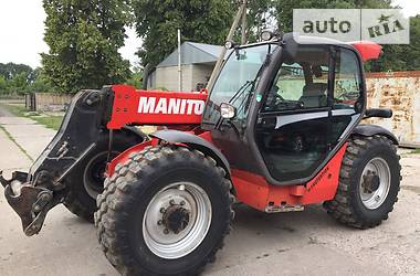 Manitou MLT 735-120 LSU 2009 в Полтаве