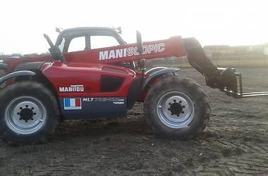 Manitou MLT 735-120 LSU 2005 в Сарнах