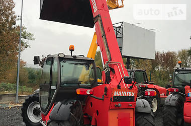 Manitou MLT 735 LSU 2011 в Луцке