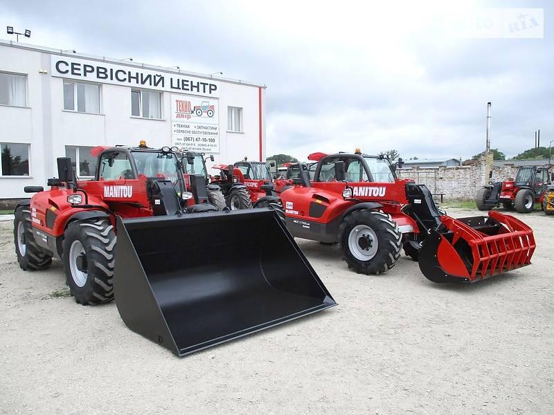 Manitou MLT-X735 TLS 2020 в Волочиске