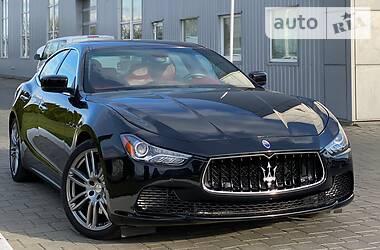 Maserati Ghibli 2015 в Николаеве