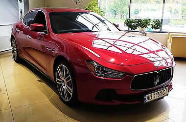 Maserati Ghibli 2015 в Киеве